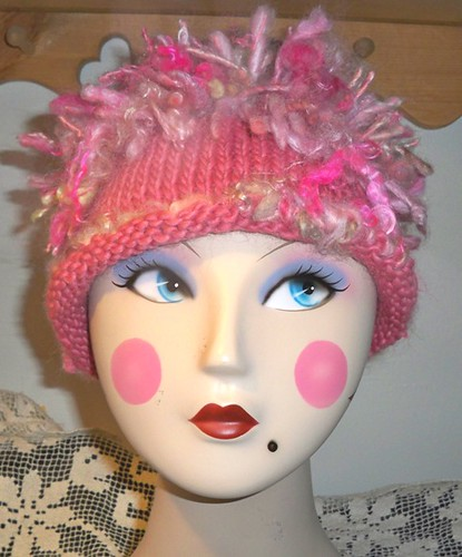 Knit dreadlock hat Flickr - Photo Sharing!