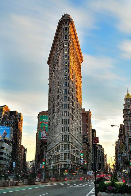 Flatiron Building Late Afternoon Manhattan Nyc Flickr