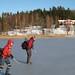Skridsko i Sörmland, dec 2009