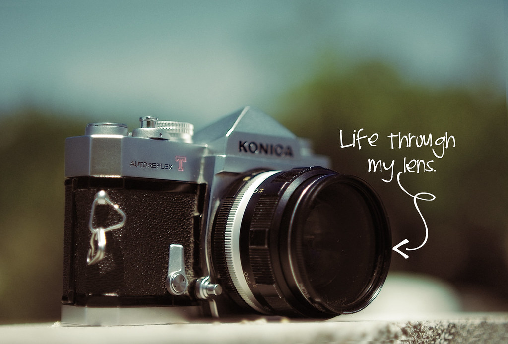 Life Through My Lens