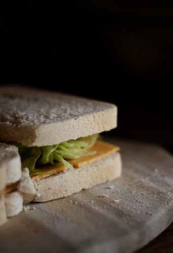 Sad sandwich