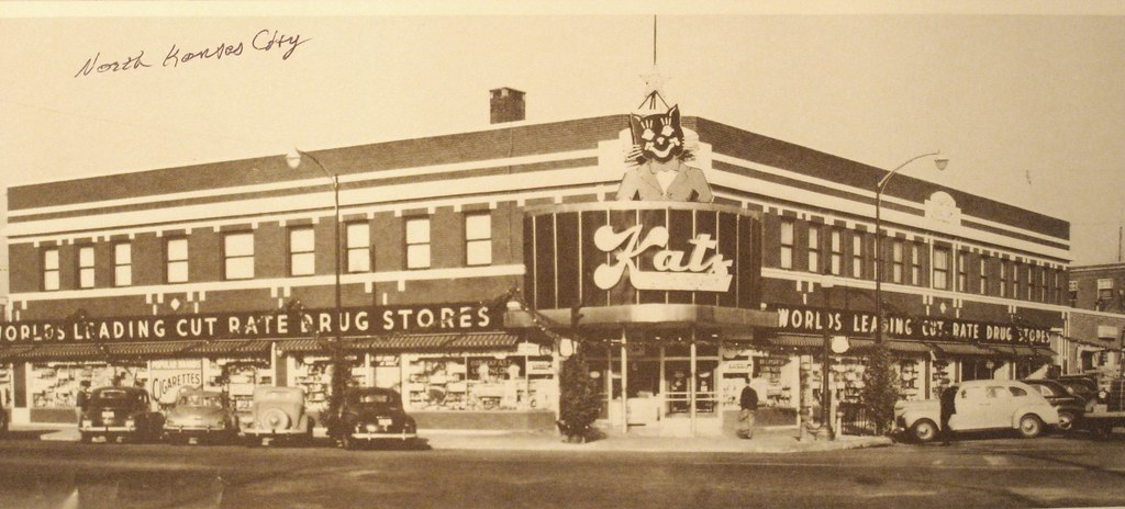 Katz Drug Store, Armour and Swift, NKC MO   NOT MY PIC!