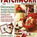 Arte em Patchwork - Especial de Natal