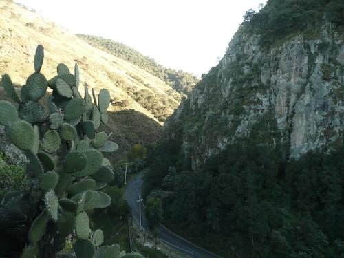 mexico carretera caada temascalcingo