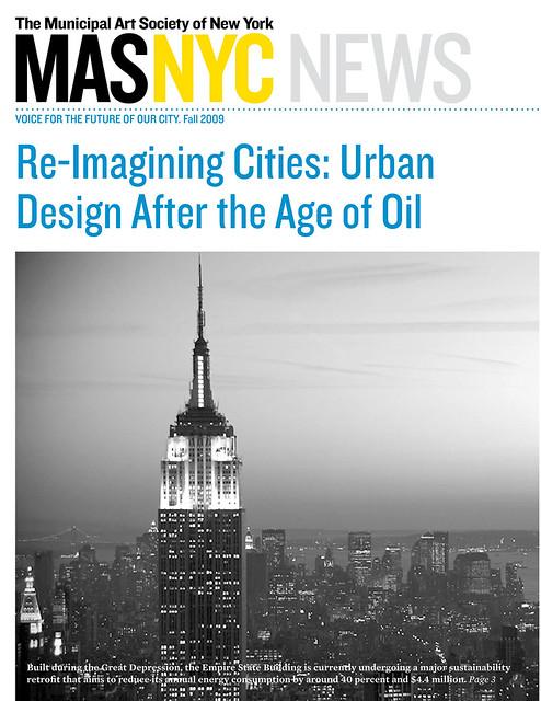 MAS NYC Newsletter