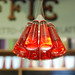 Campari bottle lamp