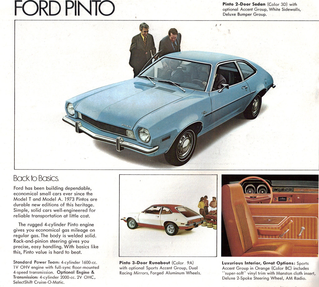 1974 Ford Pinto Lineup: A Photo On Flickriver