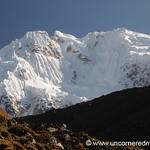 Fresh Snow on Salkantay - Peru
