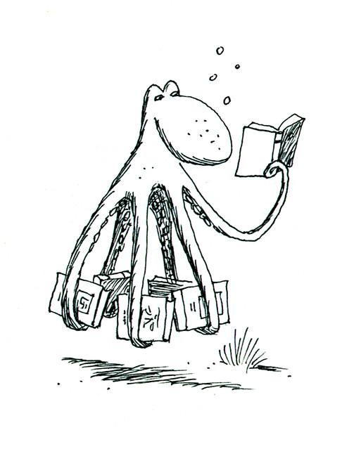 Franco Matticchio – Literate octopus