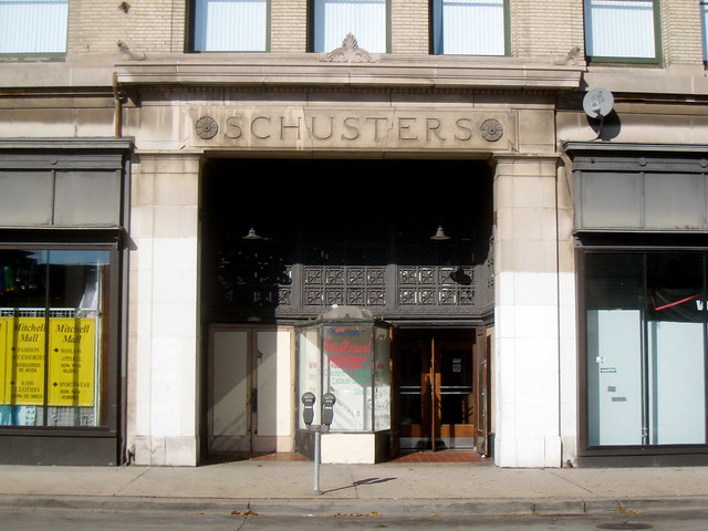 Former Schusters Store Mitchell Street Milwaukee a