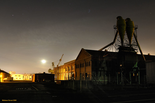 Industrial Moonscape