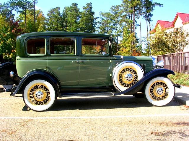 1931 chevrolet sedan flickr photo sharing for 1931 chevrolet 2 door sedan