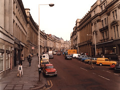 055159:Grey Street Newcastle upon Tyne City Engineers 1982