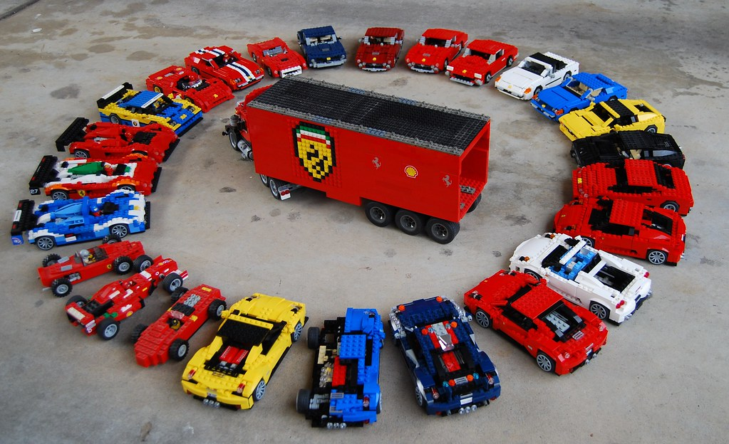 Ferrari Group Shot 20091110 Lugnuts A Photo On Flickriver