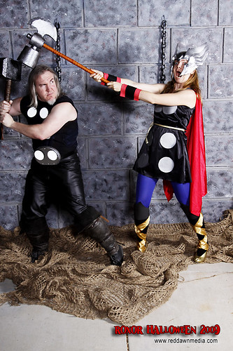 Thor Fight!