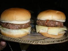 Hamburger Dinner