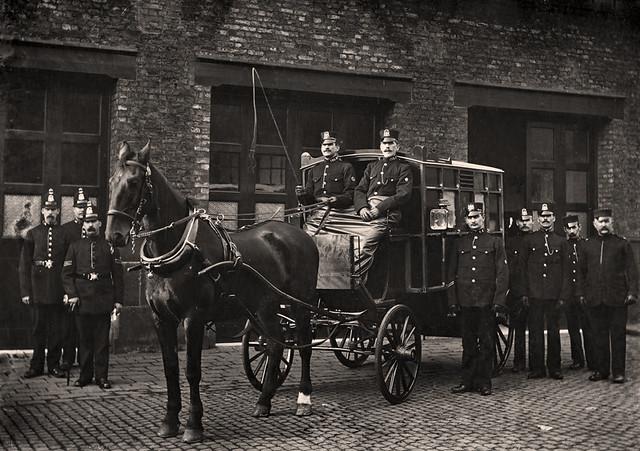 Police Horse Ambulance
