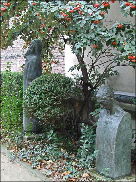 Le jardin int rieur du mus e bourdelle paris flickr for Le jardin interieur