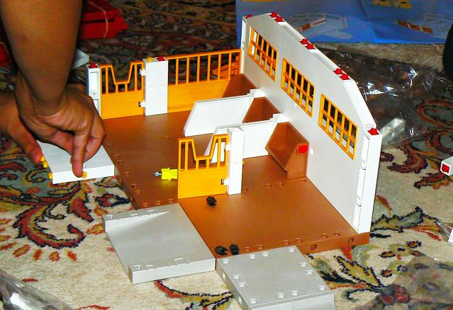 Playmobil reiterhof flickr photo sharing for Playmobil 6445