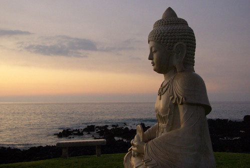 Budda Scene