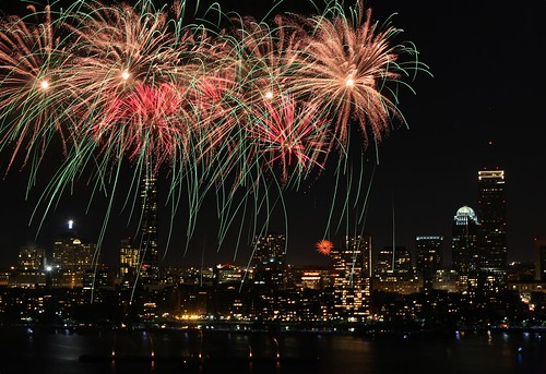 Fireworks - Boston