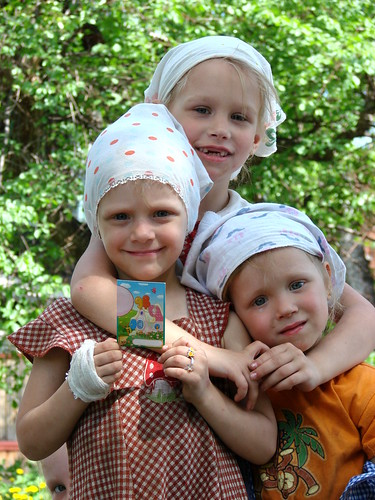 Children in Tomsk - Russia