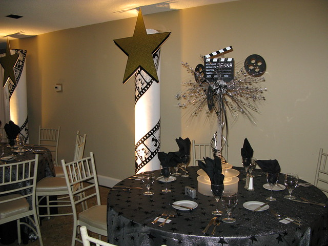 1000 Images About Hollywood Theme Party Ideas On