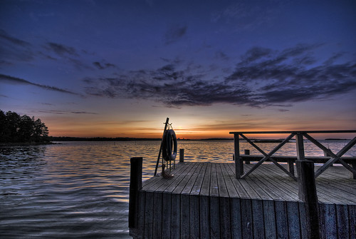 blue sea water sunrise espoo finland dock meer europe scandinavia hdr platinumheartaward rubyphotographer artofimages worldwidetravelogue bestcapturesaoi