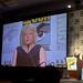 Jackie Estrada at Eisner Awards