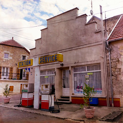 Gas station - Photo of Verrey-sous-Salmaise