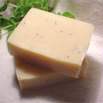 Lemon Poppyseed  - handmade cold process soap