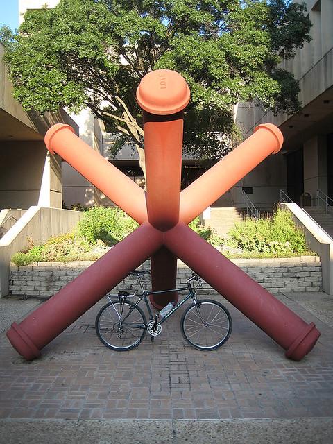 UTD Sculpture