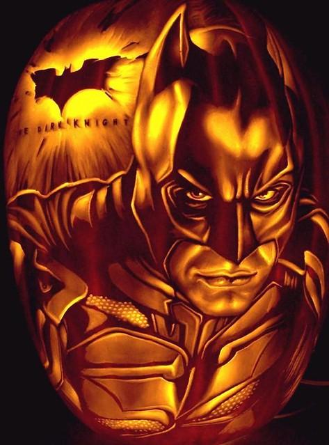 Hand carved artificial pumpkins an album on flickr