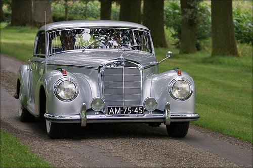 Mercedes Benz 300 S Coupé 1952