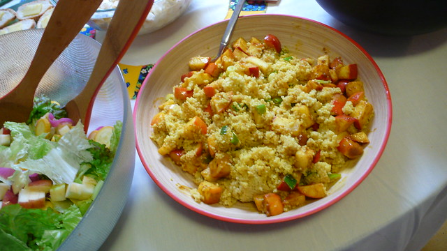 couscous herbed couscous pilaf mediterranean couscous salad curried ...