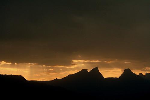 life travel sunset mountains dusk ethiopia tigray tigrinya
