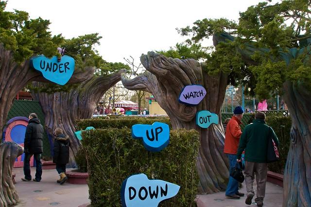 DLP Feb 2009 - Alice's Curious Labyrinth