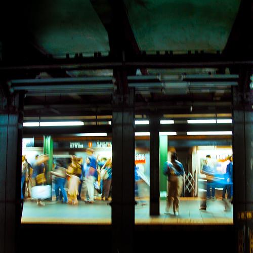New York Subway People