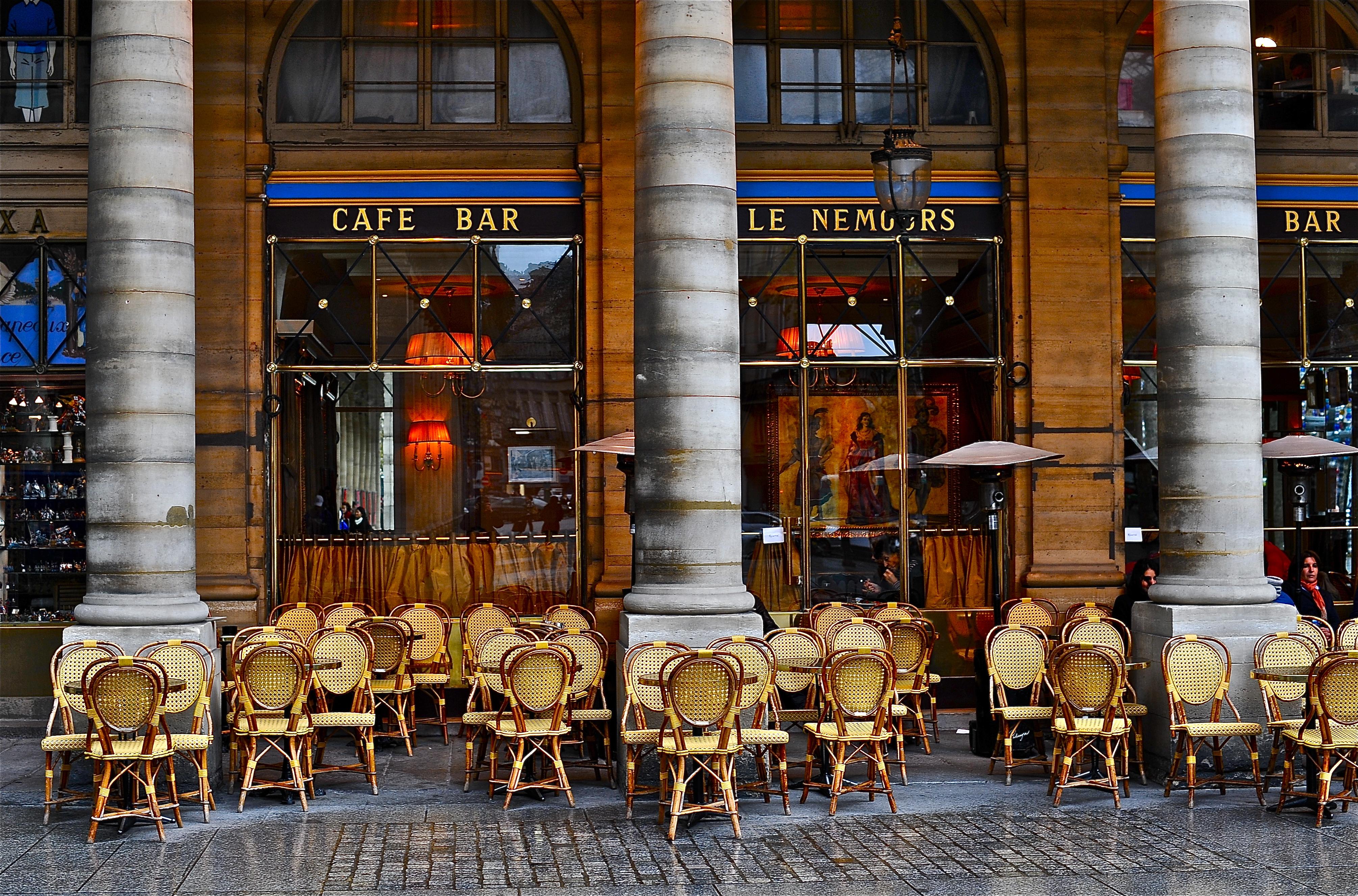Scene Cafe Bar Nantes Musqiue