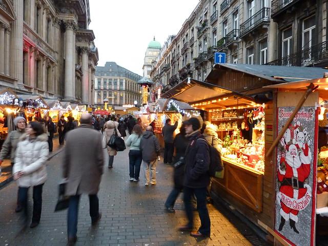 Brussels Christmas Market 2009 (18)
