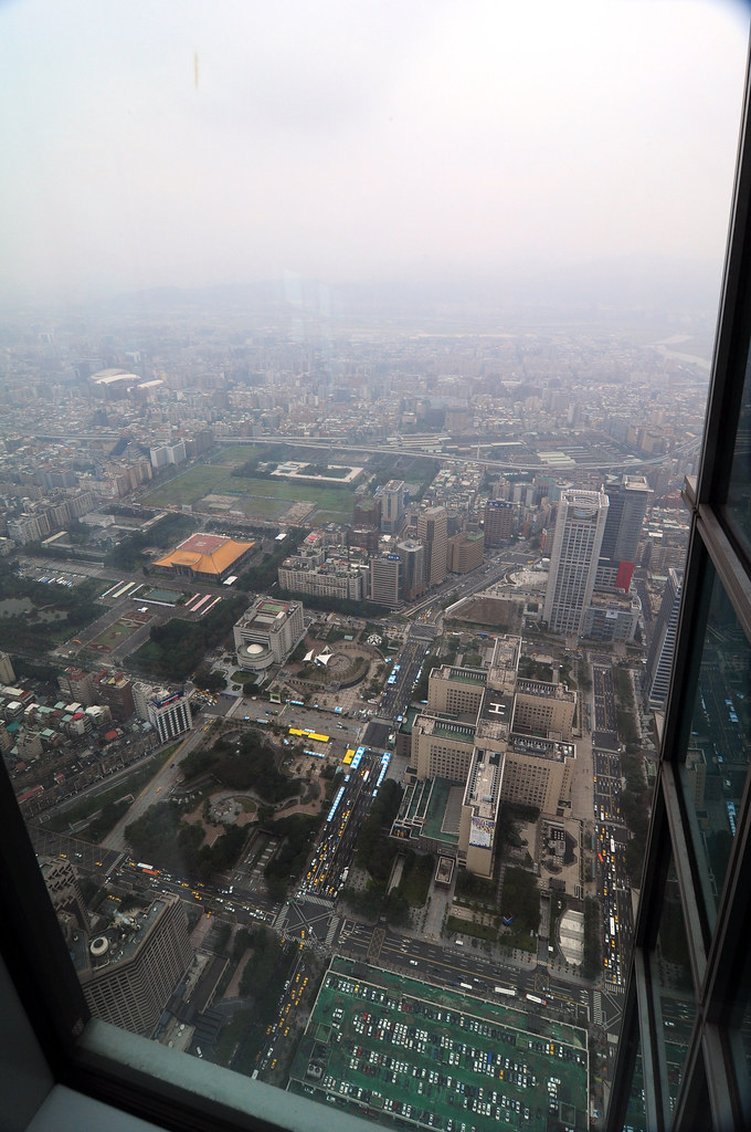 101大樓觀景台之行