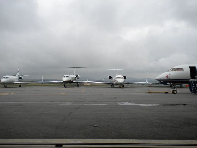Private Jets At Lanseria Airport  Watch The Video Interview  Flickr  Phot