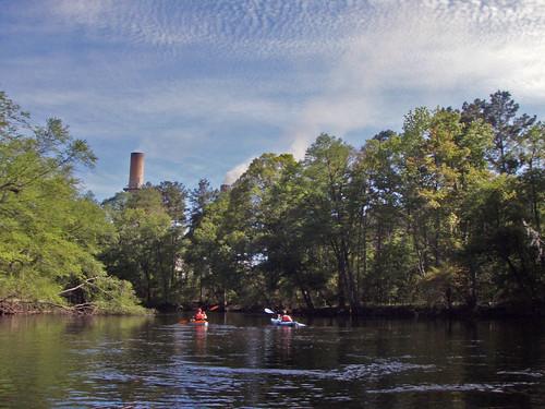 unitedstates southcarolina kayaking edistoriver 23kmswofharleyville
