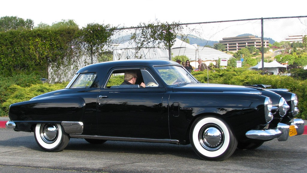 1950 studebaker commander starlight coupe 39 554 luf 39 3 a - Studebaker champion starlight coupe ...