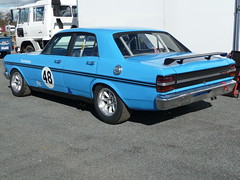 automobile, automotive exterior, family car, vehicle, ford xy falcon gt, sedan, land vehicle,