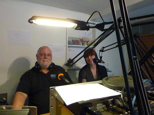 Marlow FM Radio Studio