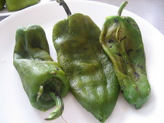 bell pepper(0.0), plant(0.0), gourd(0.0), chili pepper(1.0), vegetable(1.0), serrano pepper(1.0), peppers(1.0), poblano(1.0), bell peppers and chili peppers(1.0), bird's eye chili(1.0), peperoncini(1.0), green(1.0), produce(1.0), food(1.0), dish(1.0), pimiento(1.0), jalapeã±o(1.0), habanero chili(1.0),