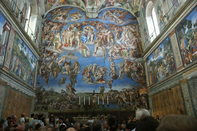 Michelangelo's Last Judgment Essay