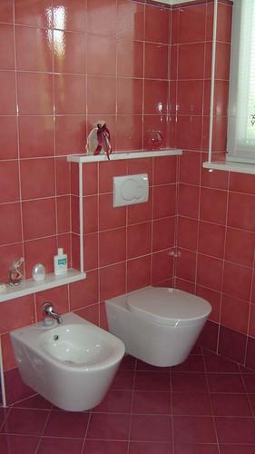 Forum sanitari sospesi for Tazza del bagno