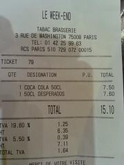circuit component(0.0), label(0.0), ticket(0.0), electronics(0.0), receipt(1.0),